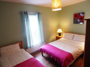 self catering accommodation in londonderry